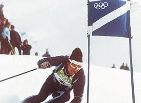 Grenoble 68: La guerra de los esquís