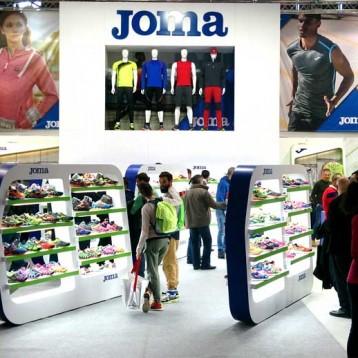 Joma acudirá a Ispo Múnich 2017 para dar a conocer sus novedades