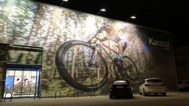 Karacol abre en Madrid una de las tiendas de ciclismo más grandes de España