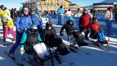 Xnowmate colabora con los esquiadores discapacitados