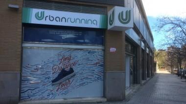 Echa a rodar en Valencia la nueva tienda de Urban Running