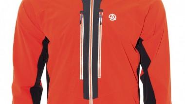 Tecnología de Polartec para una chaqueta muy transpirable