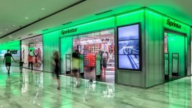 Sprinter roza los 200 millones tras crecer un 21%