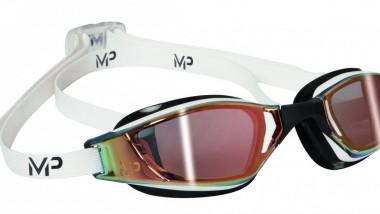 Michael Phelps crea unas gafas de natación acordes a su carrera