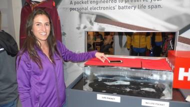Helly Hansen también desarrolla tecnología de bolsillo