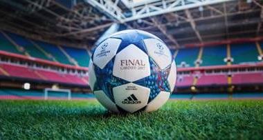 Adidas descubre el nuevo balón de la Champions