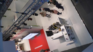 El Retail Lab de Sportmas muestra en Ispo Munich las posibilidades de la tienda del futuro