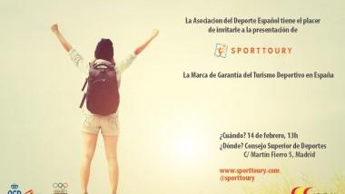 Nace Sporttoury, marca de garantía de Turismo Deportivo