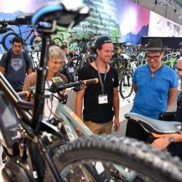 El mercado de la bicicleta eléctrica apunta a la alta gama