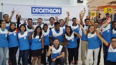 Decathlon incrementa los salarios en un 0,7%