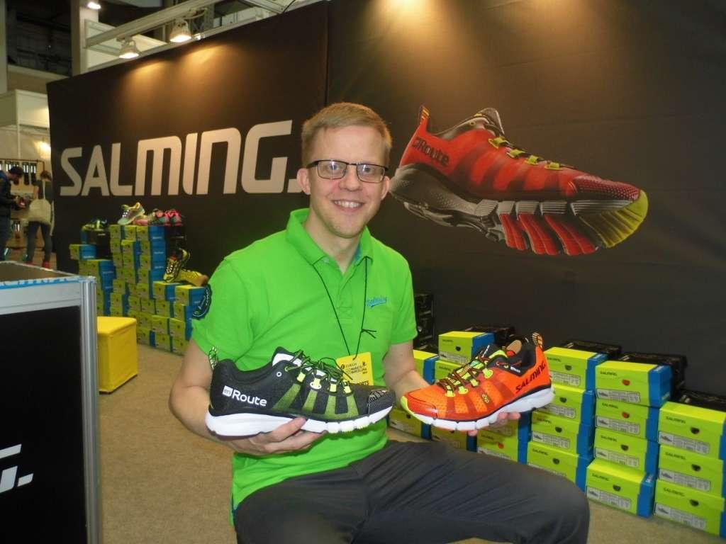 running, Expo Sports, ferias, eventos, Marató de Barcelona, Salming, calzado