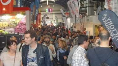 La Marató de Barcelona genera ríos de consumidores en Expo Sports