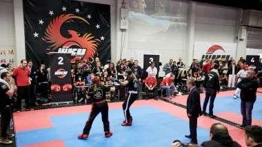 Las artes marciales y la mujer adquieren un papel destacado dentro de Fibo