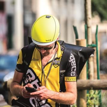 Messenger de Bollé, un casco que eleva la seguridad al más alto nivel