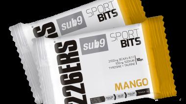 Las Sport Bits de 226ers aportan energía y practicidad al deportista