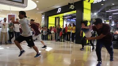 Jd Sports celebra su ampliación en Madrid Xanadu