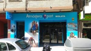 Atmósfera Sport abre un nuevo concepto en Mislata