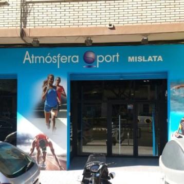 Atmósfera Sport abre un nuevo concepto de tienda en Mislata