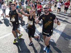 Luanvi patrocina el Maratón de Valencia, running
