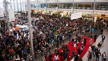 Más de 85.000 visitantes en Ispo Munich