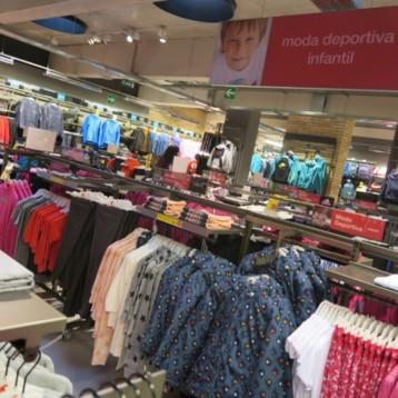 El mercado mundial del textil deportivo crece un 2,8%