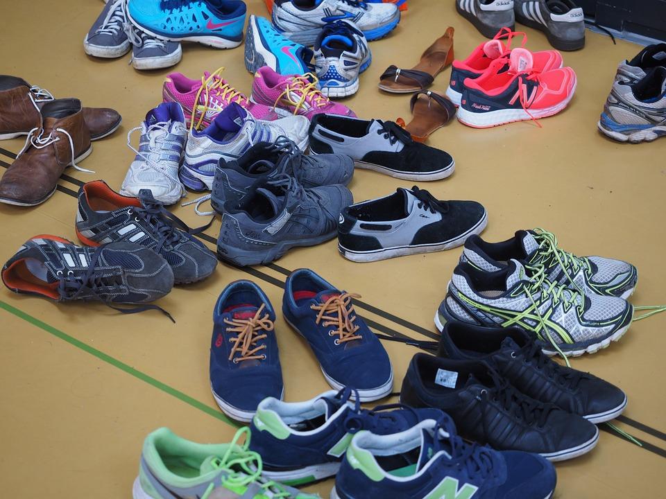 ce3847fc930 El mercado mundial del calzado deportivo roza el crecimiento de doble  dígito
