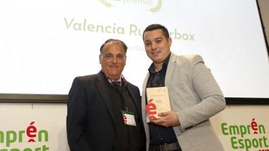 Runnerbox recibe un reconocimiento por sus cofres de experiencias deportivas