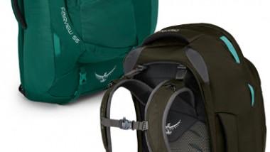 Fairview 55 de Osprey: una mochila pensada para ella