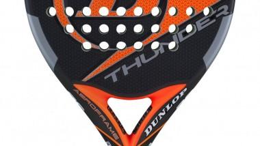 20 nuevas raquetas de Dunlop Pádel para este 2017