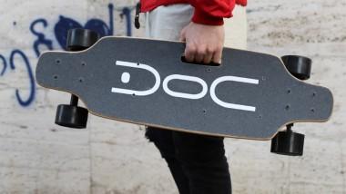 El Doc Skate de Nilox llega a España