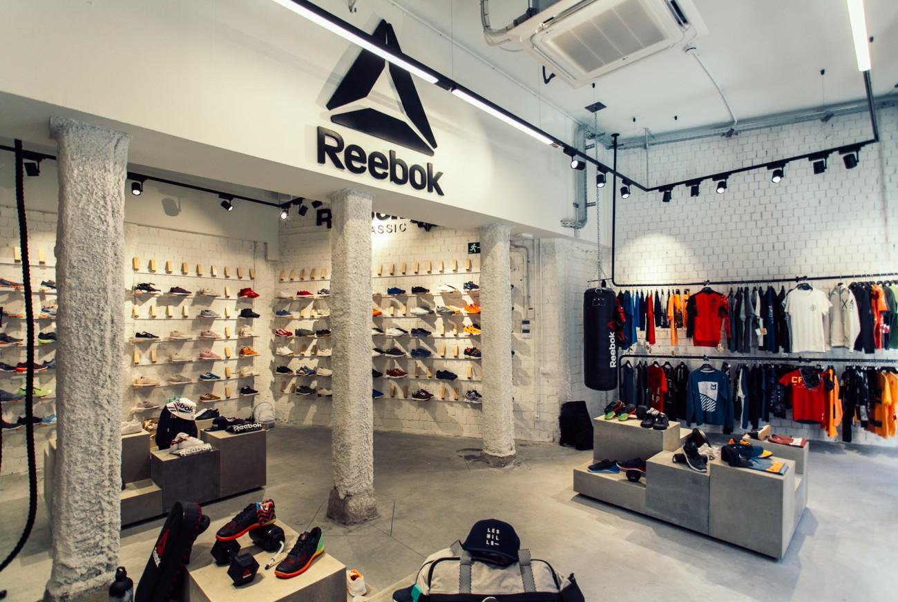 Reebok inaugura su brand space en madrid diffusion sport - Space madrid ...