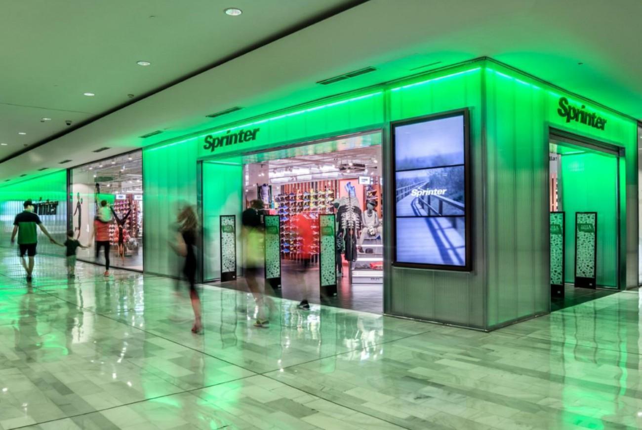 62caf02c6 Sprinter roza las 130 tiendas tras una apertura en Murcia ...