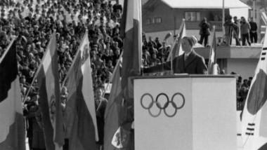 La primera mujer en realizar el juramento olímpico