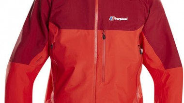 Berghaus propone chaquetas para condiciones extremas