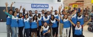 Decathlon, convenio colectivo, política de personal, tiendas de deporte