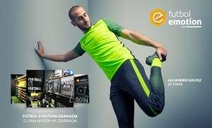 Apertura tienda Futbol Emotion en Granada