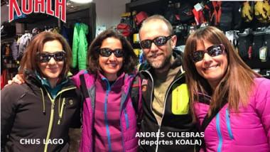 Julbo participa en la primera expedición femenina al casquete polar