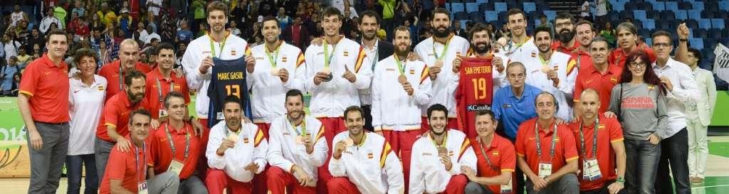 seleccion espanola, Juegos Olímpicos, baloncesto, El Marcador, Juan Manuel Surroca