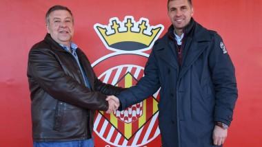 Umbro pone un pie en la primera división del fútbol español