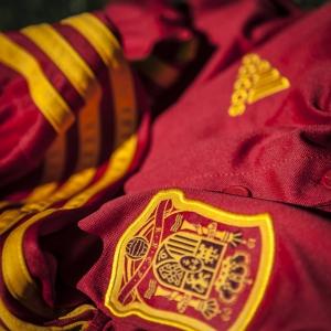camisetas seleccion espanola eurocopa de holanda 2017