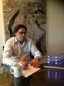 Juan Mateu director de Led Ideas