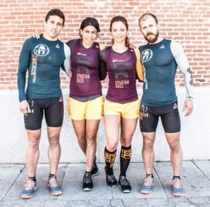 equipo reebok spartan race
