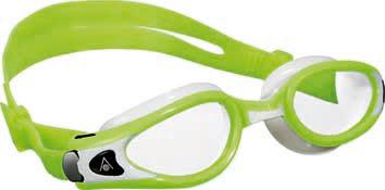 Aqua Sphere garantiza la máxima estanqueidad con sus gafas Kaiman Exo Small Fit