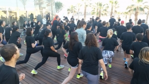 Reebok Training, fitness, running, eventos, Barcelona