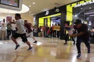 JD Sports amplía su presencia en  Madrid Xanadu
