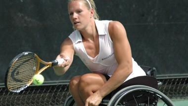La tenista invencible