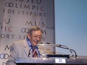 Juan Manuel Surroca, periodista experto en Juegos Olímpicos