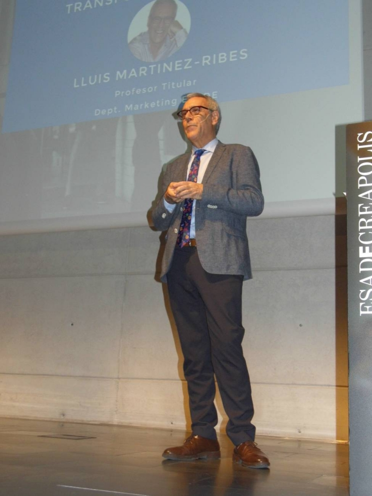 Retail Revolution Conference, Esade Creápolis, Lluís Martínez-Ribes, Esade, marketing