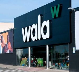 Wala, tiendas de deporte, Unipreus