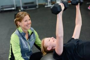 fitness y práctica deportiva